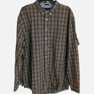Tommy Hilfiger Cheers! L/S Button Shirt Mens 2XL